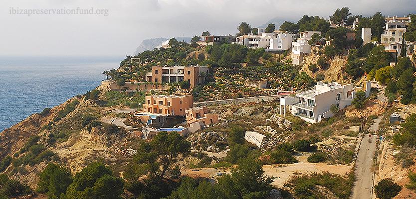 Capacidad de carga de la isla de Ibiza