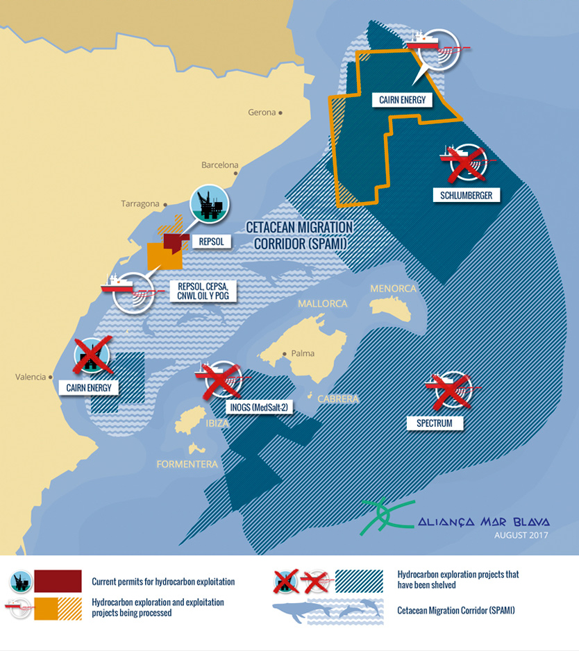 Alianza contra la extracción petrolífera