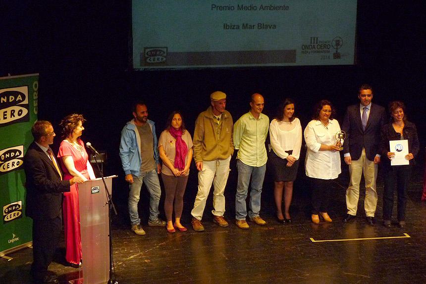 Environmental Award- Alianza Mar Blava