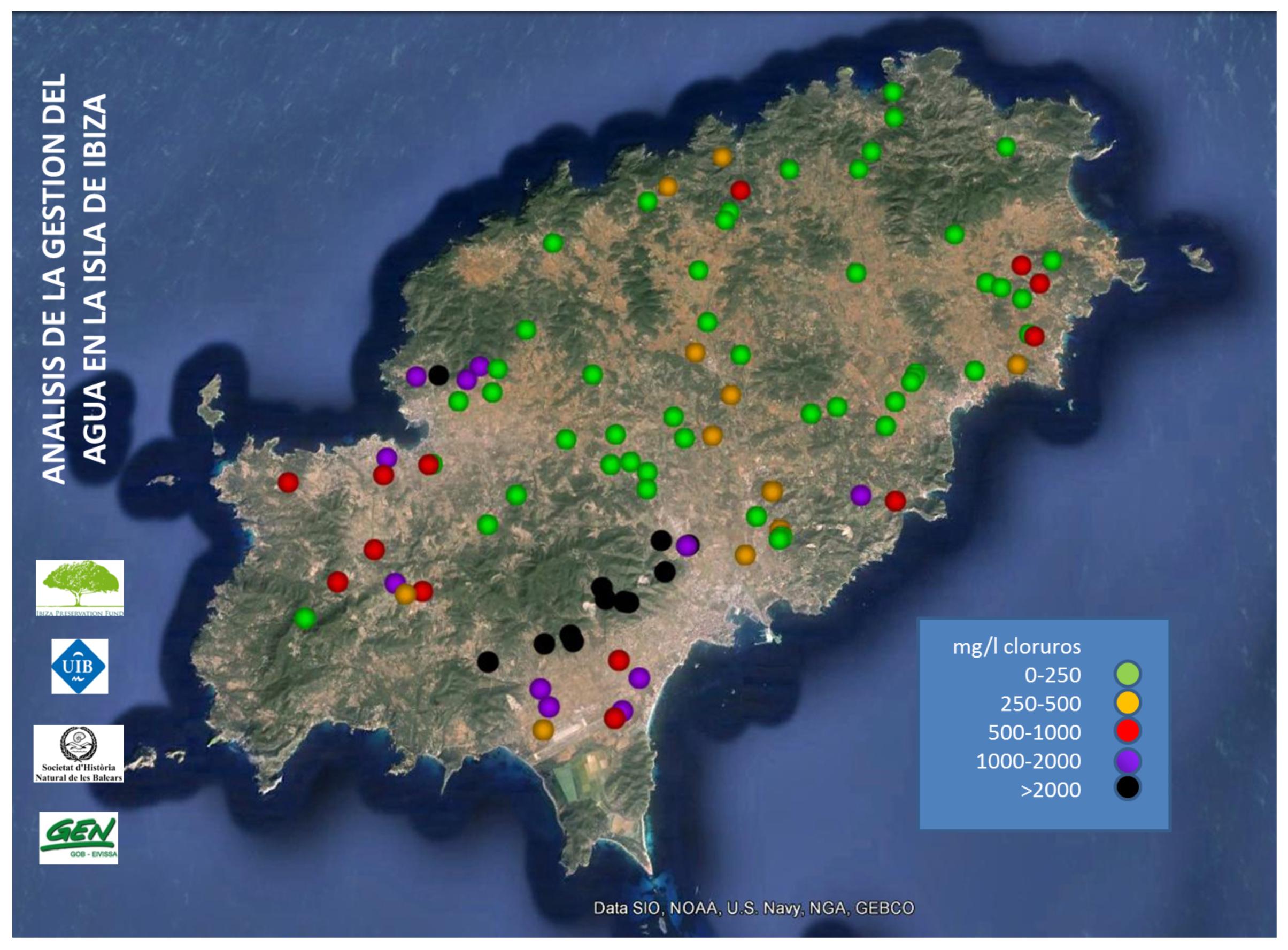 Análisis de la Gestión del Agua en Ibiza