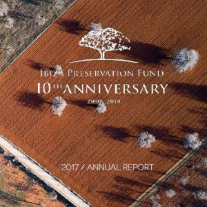 Ten Years of Preserving Ibiza and Formentera – IPF Annual Report