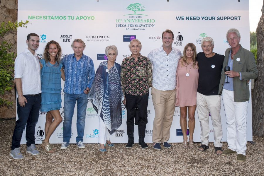 Ibiza Preservation Foundation 10th Anniversary