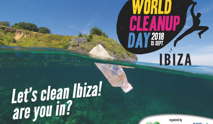 World Cleanup Day Ibiza – 15th of September
