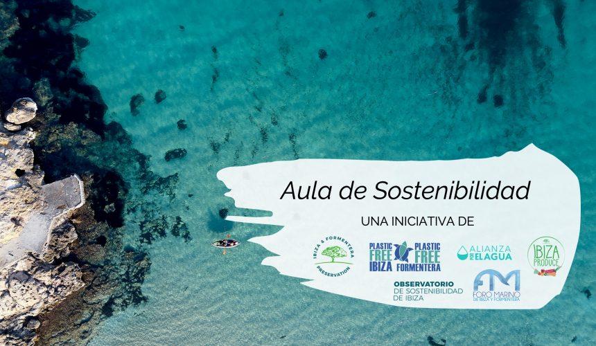 """IbizaPreservation lanza el """"Aula de Sostenibilidad"""""""