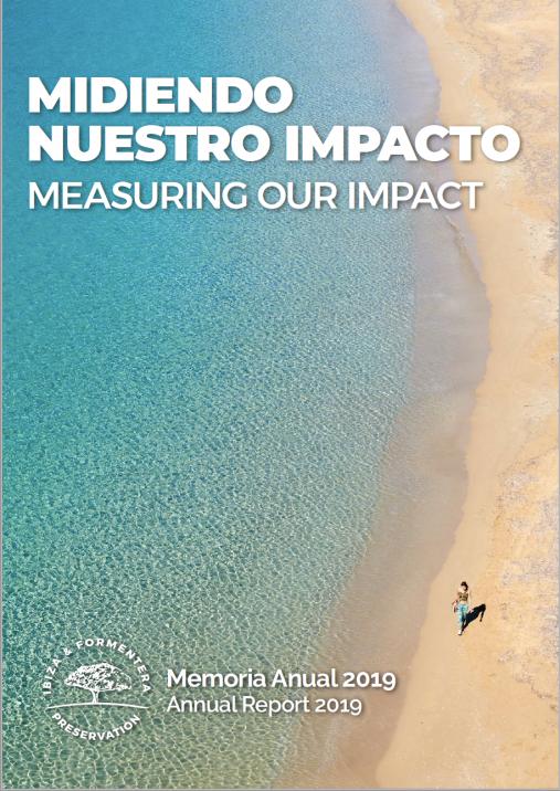 IbizaPreservation presenta su memoria anual de 2019 y renueva su compromiso de financiación de sus proyectos prioritarios