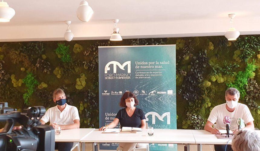 La segunda edición del Foro Marino de Ibiza y Formentera será los días 5 y 6 de noviembre
