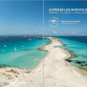 In a year of pandemic, IbizaPreservation announces it invested €240,000 in environmental projects