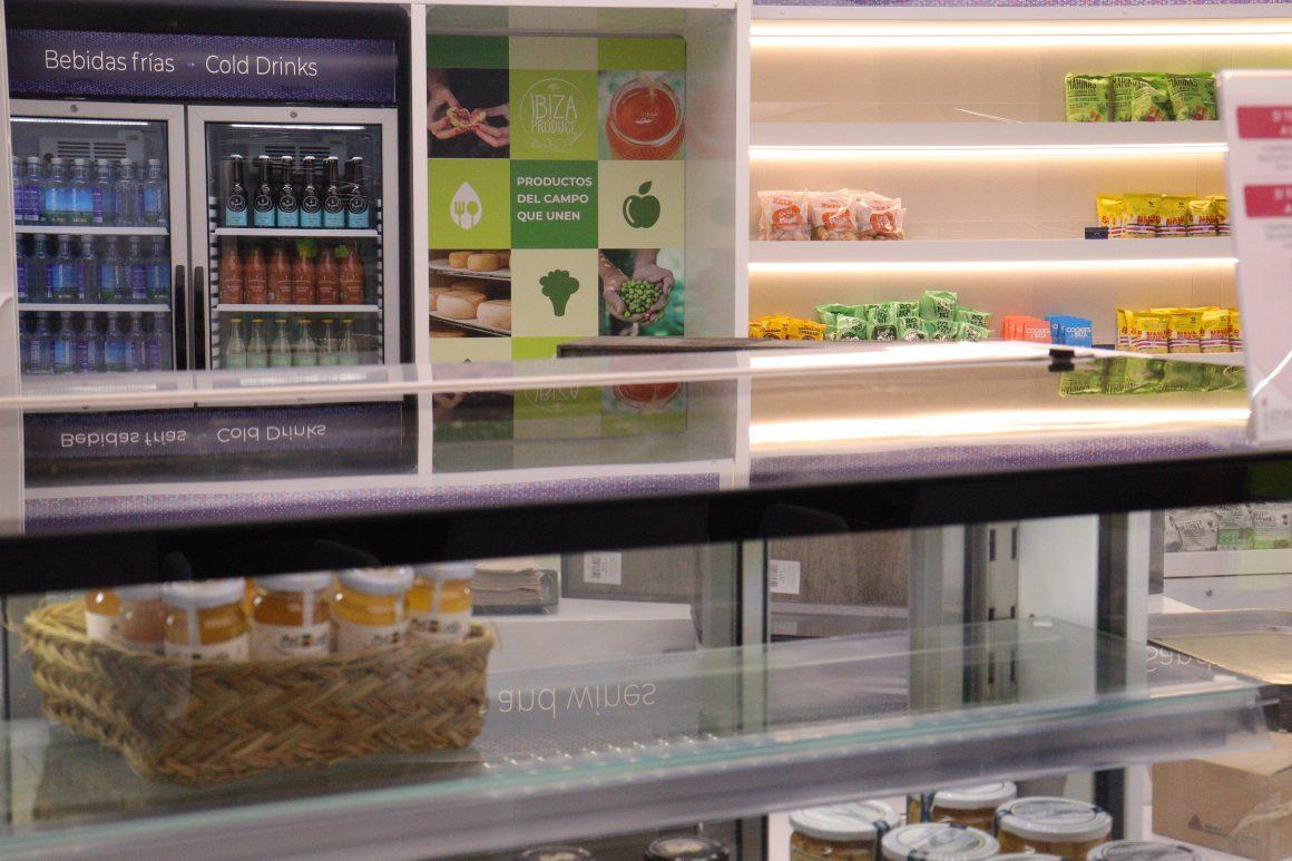 Baleària e Ibiza Produce ofrecen productos baleares en el 'fast ferry Eleanor Roosevelt'