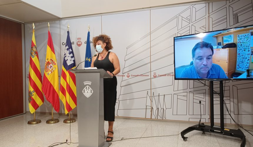 El Observatorio de Sostenibilidad de IbizaPreservation elabora el mapa más ambicioso de la isla Ibiza