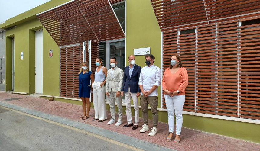 Delivery of 175 meals from Central Kitchen Ibiza gets underway