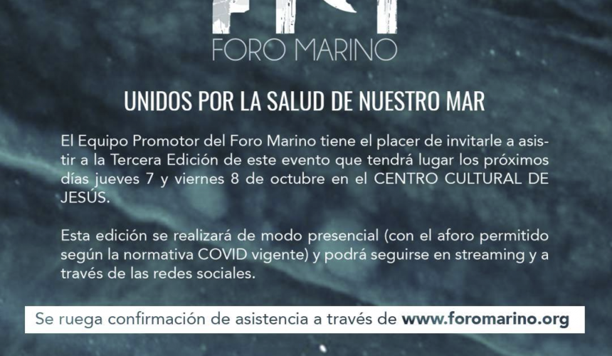 2021 Marine Forum opens with citizen science, blue economy and EU funds on the agenda