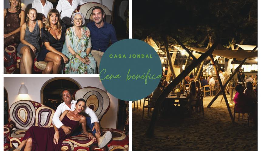 IbizaPreservation celebra una cena benéfica bajo las estrellas en Jondal